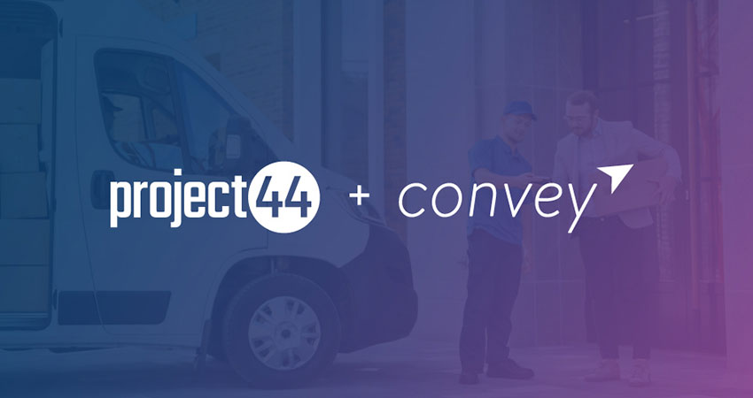 project44 convey feature