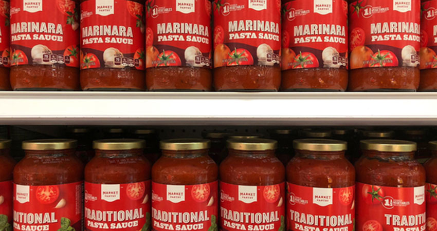 private label pasta sauce