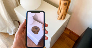augmented reality feature