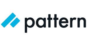 Pattern logo feature
